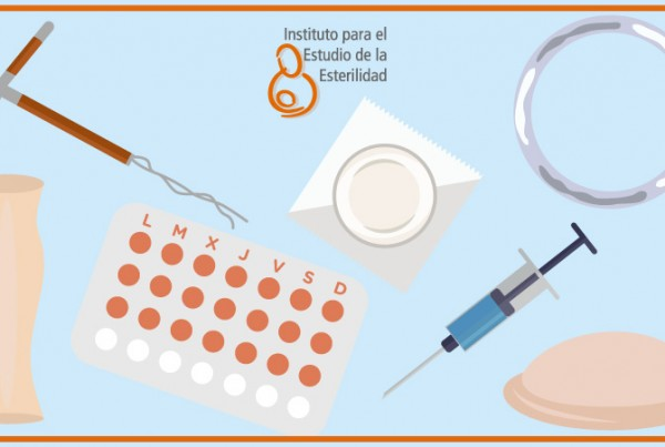 Los métodos anticonceptivos