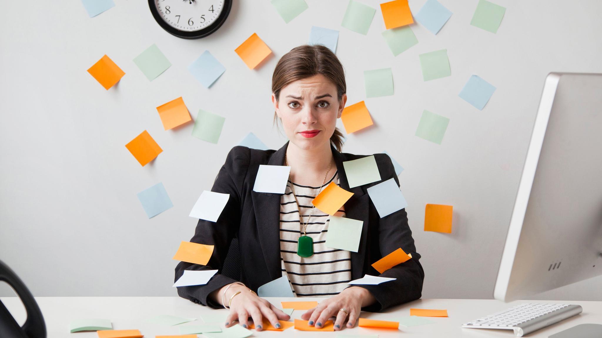 Los efectos del estrés en la salud de la mujer
