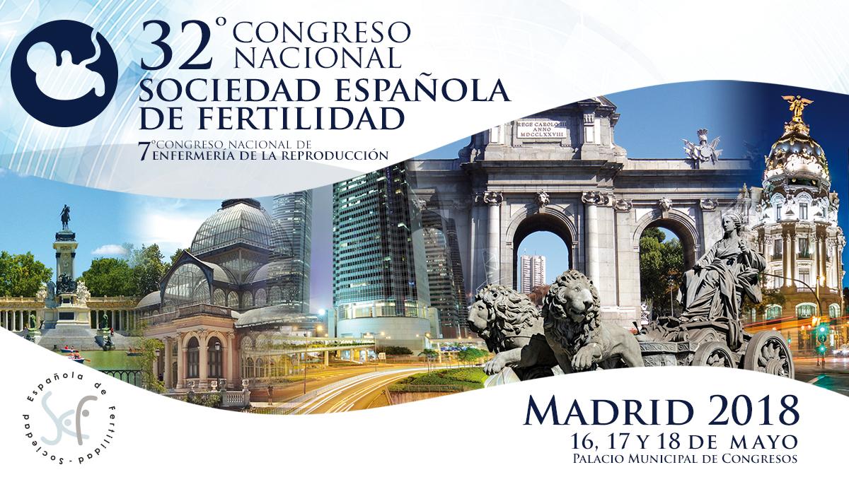 32º Congreso Nacional de la Sociedad Española de Fertilidad